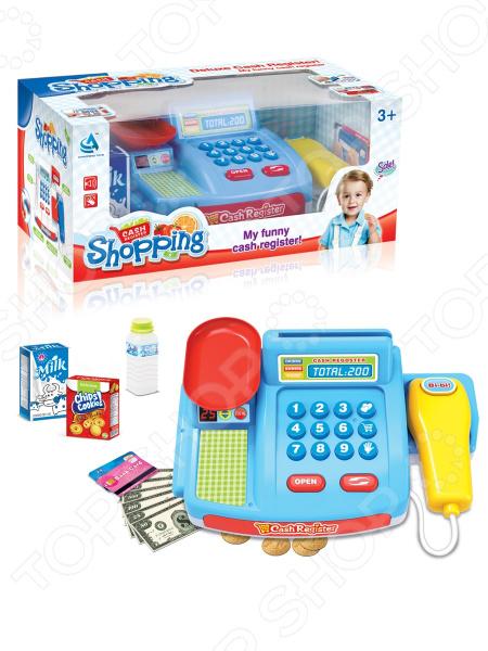 Кассовый аппарат игрушечный Наша Игрушка «Покупки»