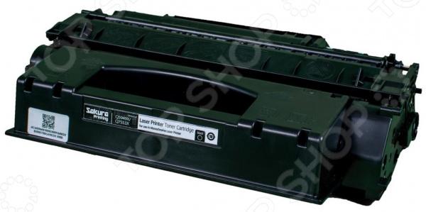 Картридж Sakura Q5949X/Q7553X HP LaserJet 1320/1320n/1320nw/1320t/1320tn/M3390mfp/M3392mfp P2015/M2727nfMFP/M2727mfsMFP картридж hp q5949x 49х для laserjet 1320