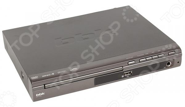 DVD-плеер BBK DVP170SI dvd плеер bbk dvp170si