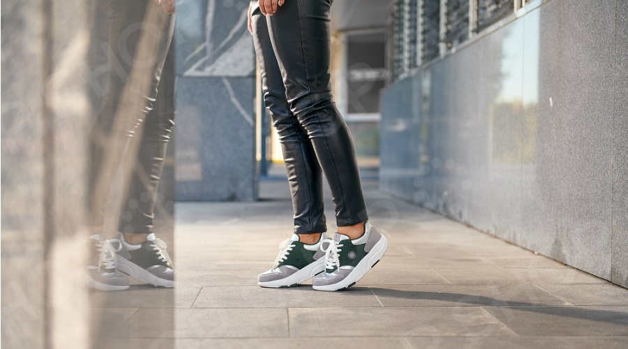 Универсальные кроссовки Walkmaxx «Стильный образ» 1