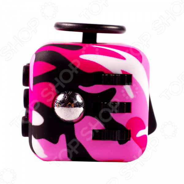 Игрушка-антистресс Fidget Cube «Камуфляж» fidget cube игрушка антистресс полночь