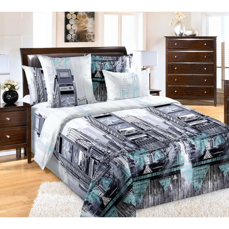 Купить Комплект постельного белья ТексДизайн «Таймс-сквер»
