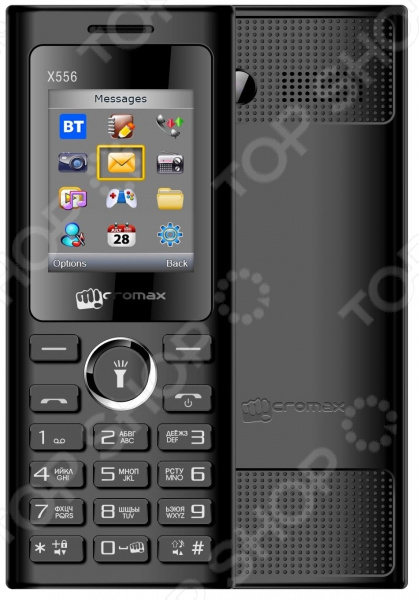 Мобильный телефон Micromax X556 мобильный телефон micromax x556 серый x556 grey