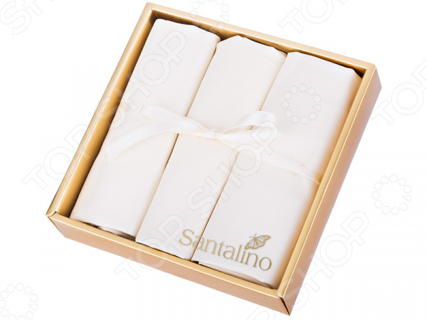 Набор салфеток для сервировки Santalino «Ричард» 850-834-16 сидушка на стул santalino райский сад 850 818 5
