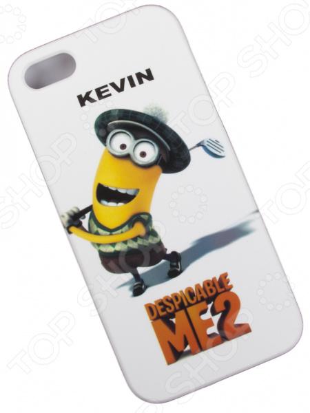 Чехол для iPhone 5/5S/SE «Гадкий Я» Kevin