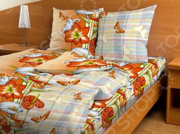 Комплект постельного белья Fiorelly 3672-2. 2-спальный
