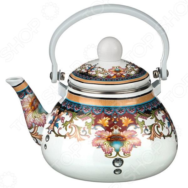 Чайник эмалированный Agness 934-314