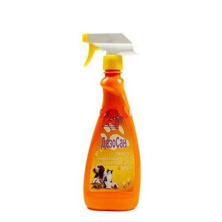 Спрей ликвидатор запаха Zoo Clean универсальный