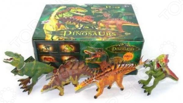 Фигурка динозавра Shantou Gepai Q9899-170. В ассортименте