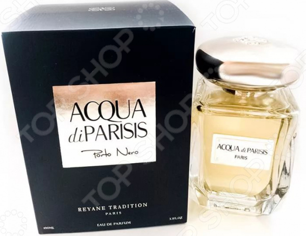 где купить Парфюмированная вода для женщин Acqua Di Parisis Porto Nero, 100 мл по лучшей цене