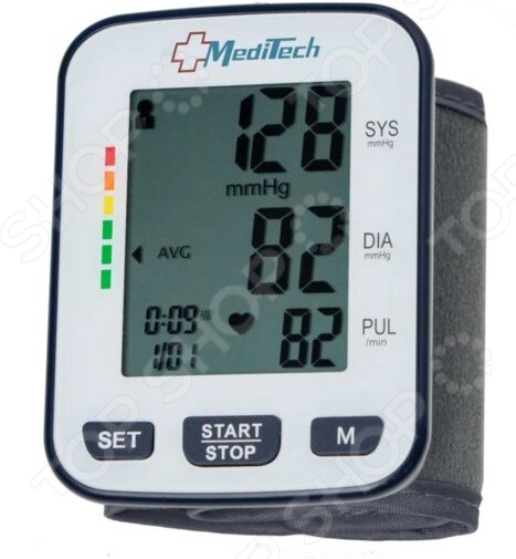 Тонометр запястный MediTech МТ-60 Тонометр запястный MediTech МТ-60 /