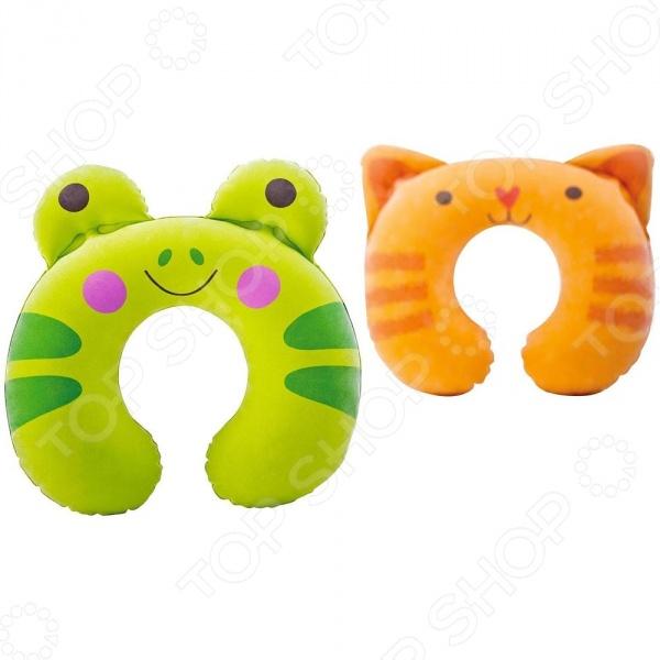 Подушка надувная для путешествий Intex детская. В ассортименте Intex - артикул: 815489