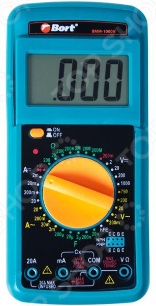 Мультитестер Bort BMM-1000N