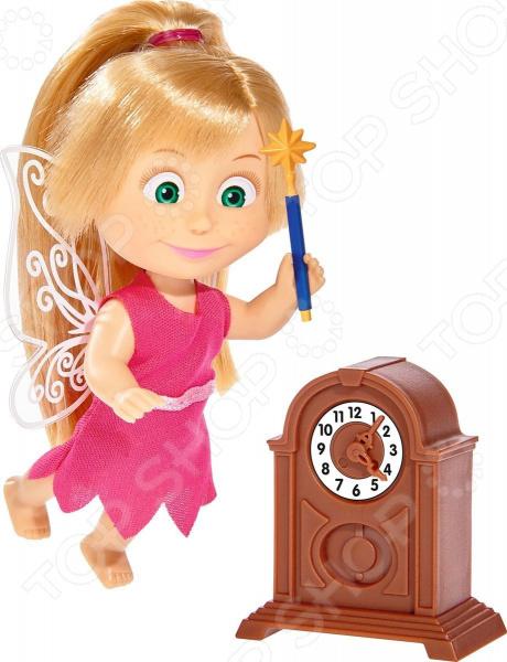 Кукла с аксессуарами Simba «Маша в костюме феи» пупсы simba кукла маша и медведь маша в сарафане в асс