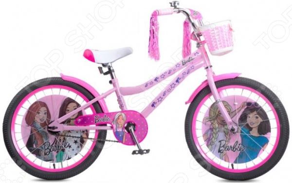 Велосипед детский Navigator Barbie 20