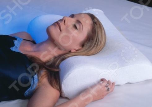 Подушка ортопедическая с функцией памяти Bradex «Здоровый сон» 1