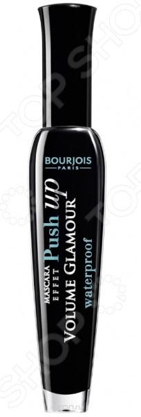 Тушь для ресниц объемная водостойкая Bourjois Effet Push Up Volume Glamour bourjois effet push up volume glamour тушь объемная для ресниц 31 ultra black