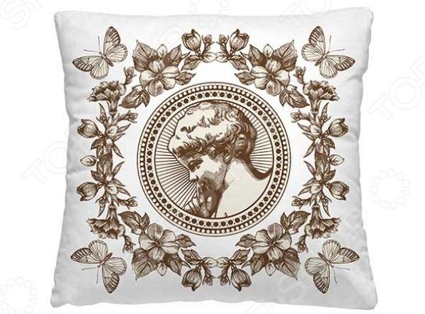Подушка декоративная Солнечный Дом «Прекрасная незнакомка» бусы из граната и агата прекрасная незнакомка ангр 1058