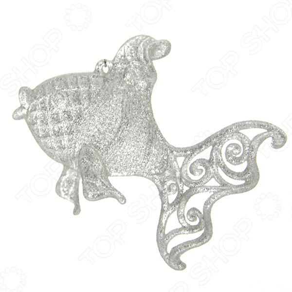Елочное украшение Crystal Deco «Рыбка». В ассортименте