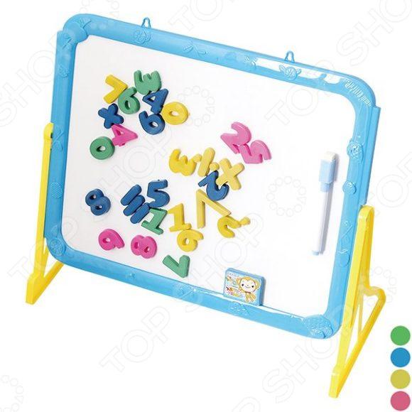 Доска для рисования магнитная Наша Игрушка «Доска знаний». В ассортименте