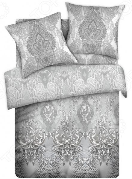 Zakazat.ru: Комплект постельного белья Романтика «Царственная дымка». 1,5-спальный