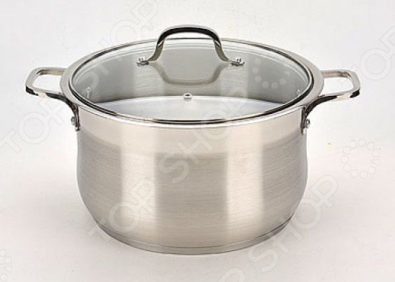 Кастрюля с крышкой Mayer&Boch MB-20654-1 посуда кухонная