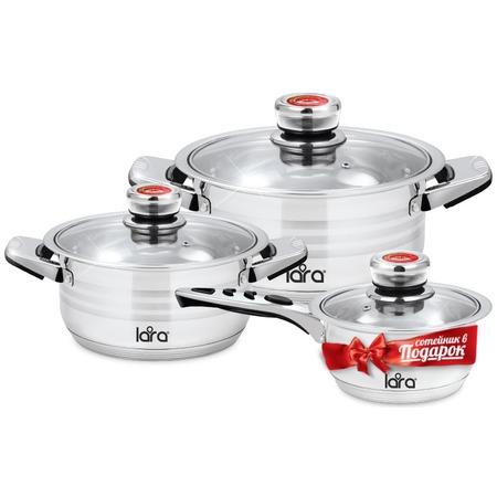 Купить Набор посуды LARA Adagio LR02-104
