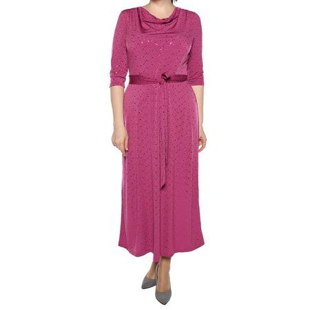 Купить Платье VEAS «Искрящийся образ». Цвет: розовый
