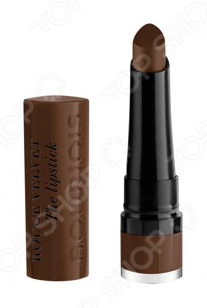 Помада для губ Bourjois Rouge Velvet Stick