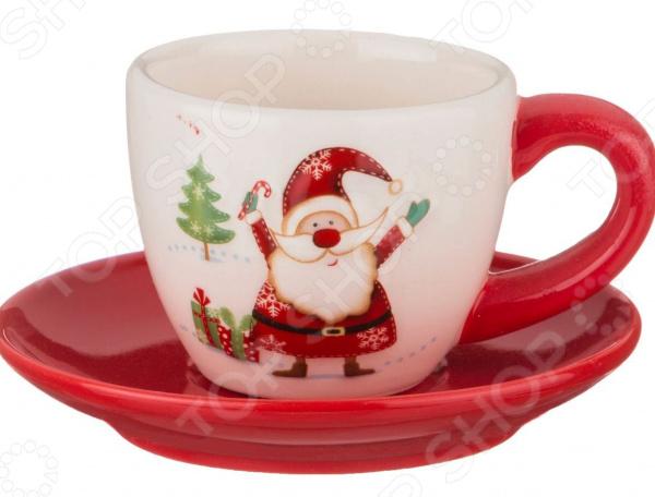 Чайная пара Lefard Happy New Year 230-115