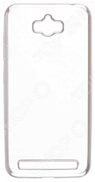 Чехол защитный skinBOX ASUS ZenFone Max ZC550KL чехлы для телефонов skinbox чехол для asus zenfone zoom zx551ml skinbox lux