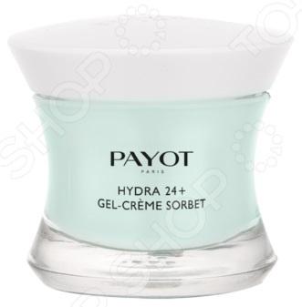 Крем-гель увлажняющий возвращающий контур лица Payot Hydra 24 Plus payot hydra 24 увлажняющий крем гель hydra 24 увлажняющий крем гель