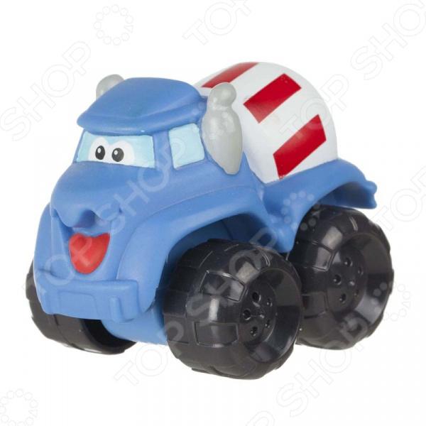 Машинка игрушечная Chuck & Friends «Бетономешалка Харди»