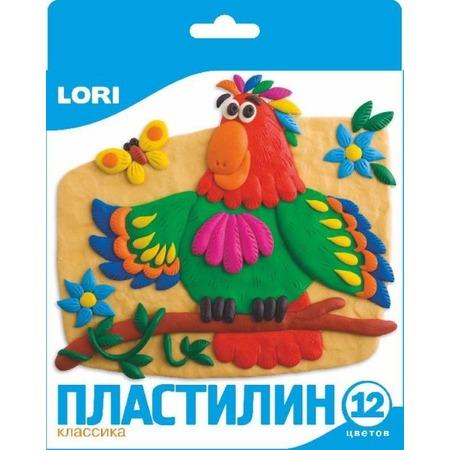 Купить Набор пластилина Lori 29957