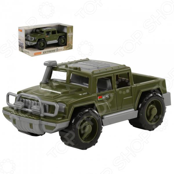 Машинка игрушечная POLESIE «Пикап военный. Защитник» polesie смурфетта