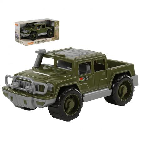 Купить Машинка игрушечная POLESIE «Пикап военный. Защитник»