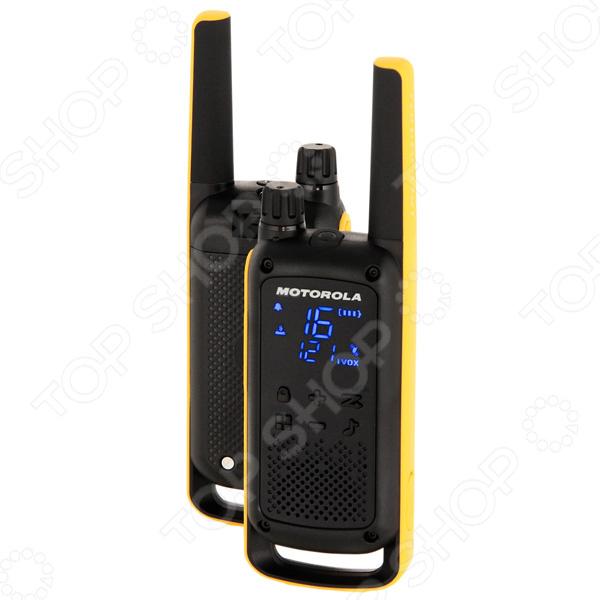 фото Комплект из двух раций Motorola Talkabout T82 Extreme RSM, Рации