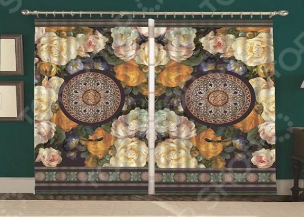 Фотошторы «Моренэ» текстиль для дома