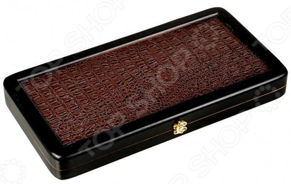 Нарды малые «Кроко» нарды малые perfecto ястреб размер 40х40х4 см 100s