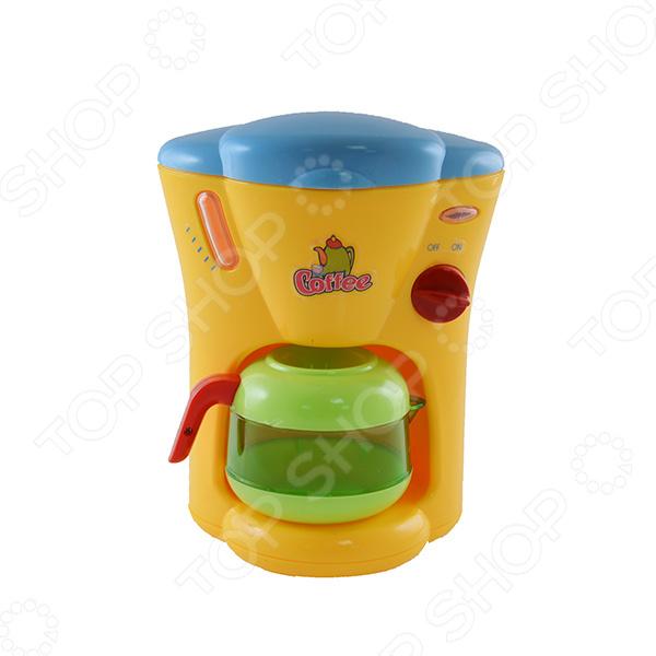 Кофеварка игрушечная с аксессуарами Zhorya Х75824 ролевые игры zhorya тостер с аксессуарами