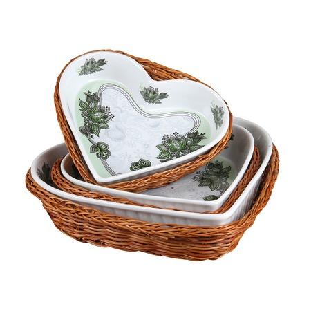 Купить Набор сервировочных блюд Rosenberg R-035040
