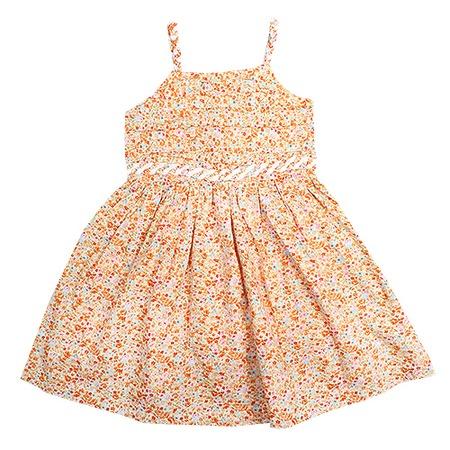 Купить Детский сарафан WWW My dresses ЯВ105881. Цвет: оранжевый