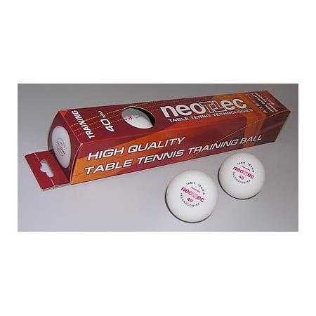 Купить Мяч для настольного тенниса NEOTTEC Training