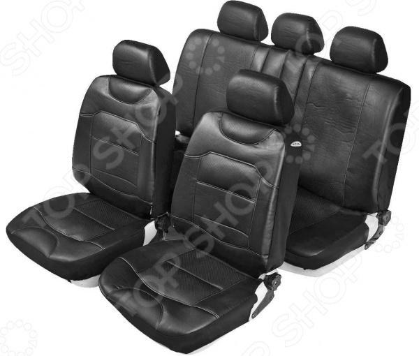 Набор чехлов для сидений Senator Brava every набор чехлов для дивана every цвет горчичный