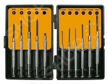 Набор отверток для точной механики SPARTA 133605  набор отверток sparta 21 предмет