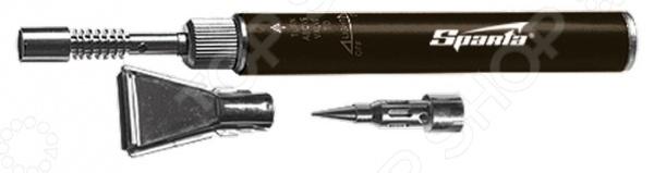 Горелка газовая SPARTA 914185  большая газовая горелка карандаш sparta 914145