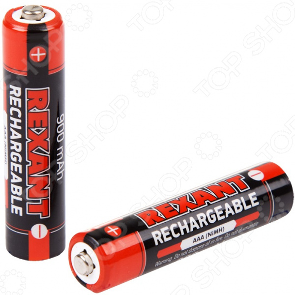 Набор батареек аккумуляторных