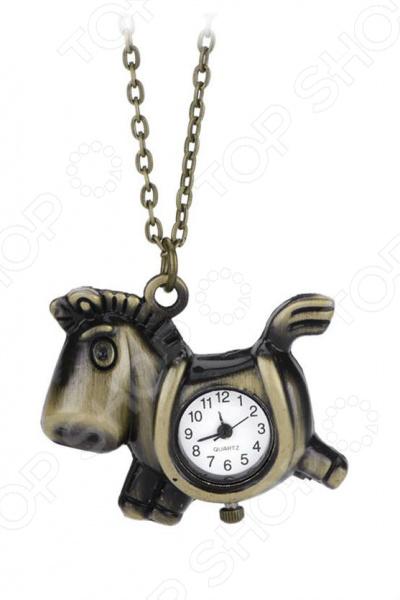 Кулон-часы Mitya Veselkov «Пони» кулон mitya veselkov микрофон в бронзе