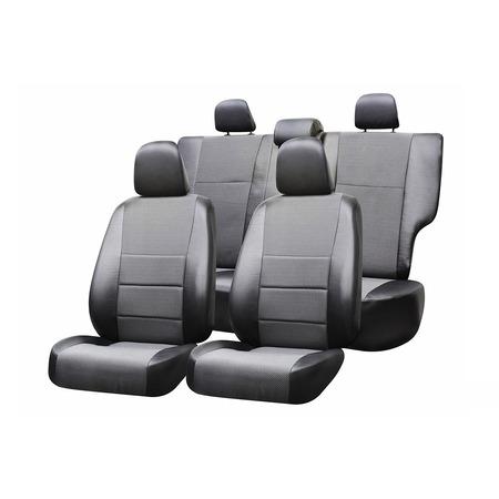 Купить Набор чехлов для сидений Defly Ford Focus 3, 2011, Trend Sport, экокожа