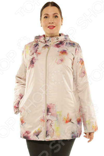 Куртка Blagof «Юнона» с фотопринтом 3 D